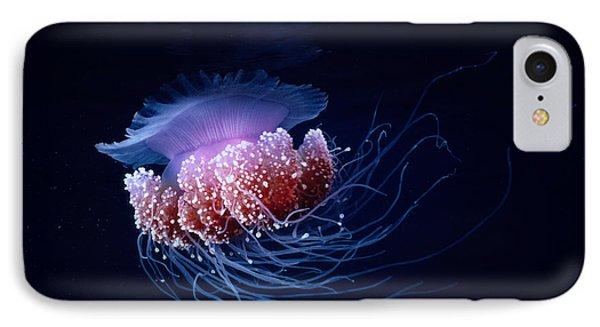 Jellyfish Phone Case by Steve Rosenberg - Printscapes