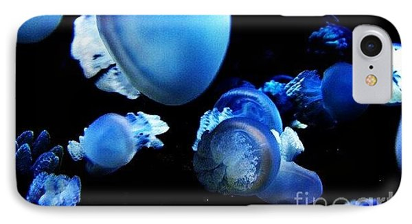 IPhone Case featuring the photograph Jellyparty by Vanessa Palomino