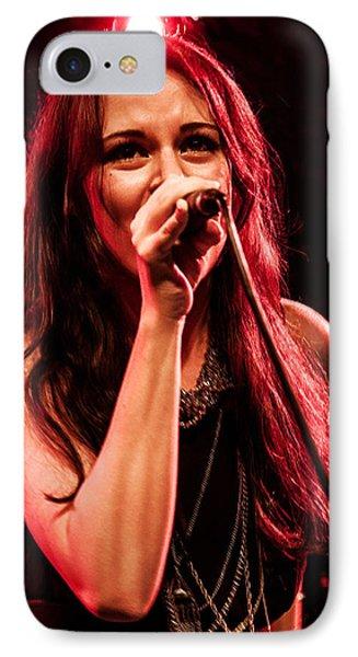 10471 Jennifer Haben From Beyond The Black IPhone Case