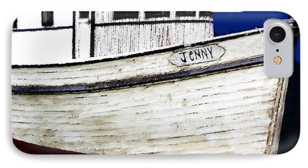 Jenny Phone Case by David Lee Thompson
