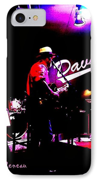 IPhone Case featuring the photograph Jerry Miller - Moby Grape Man 3 by Sadie Reneau