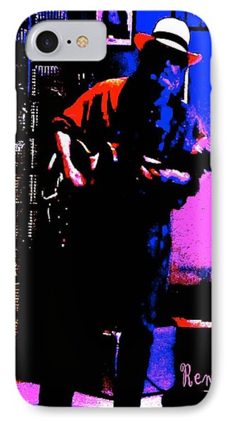 IPhone Case featuring the photograph Jerry Miller - Moby Grape Man 4 by Sadie Reneau