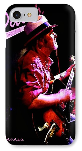 IPhone Case featuring the photograph Jerry Miller - Moby Grape Man 5 by Sadie Reneau