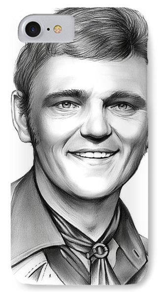 Jerry Reed IPhone Case
