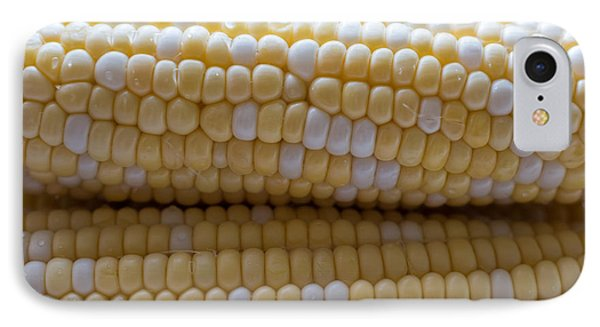 Jersey Corn On The Cob IPhone Case by Terry DeLuco