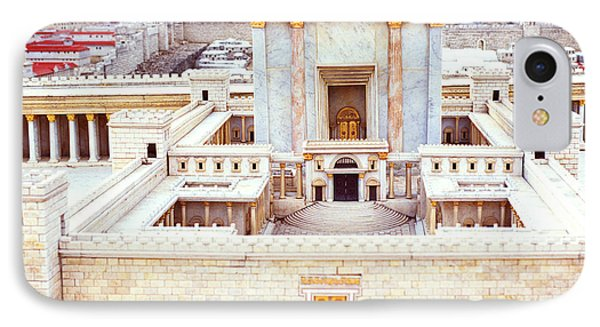 Jerusalem 70 Ad Phone Case by Thomas R Fletcher