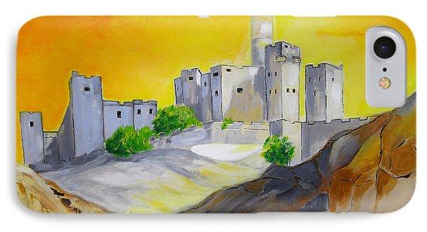 Jerusalem City Of Gold IPhone Case