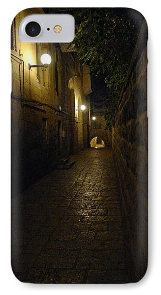 IPhone Case featuring the photograph Jerusalem Of Copper 2 by Dubi Roman