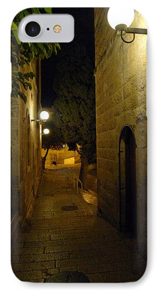 IPhone Case featuring the photograph Jerusalem Of Copper 4 by Dubi Roman