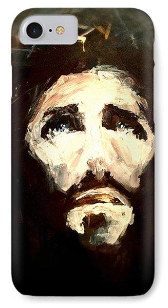 Jesus - 2 Phone Case by Jun Jamosmos
