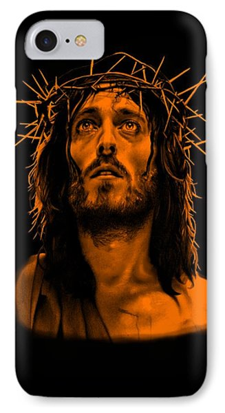 Jesus Christ Our Savior  IPhone Case by Movie Poster Prints