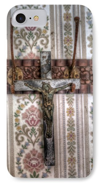 Jesus Is Hanging IPhone Case