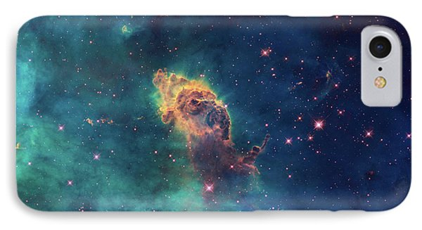 Jet In Carina IPhone Case by Marco Oliveira