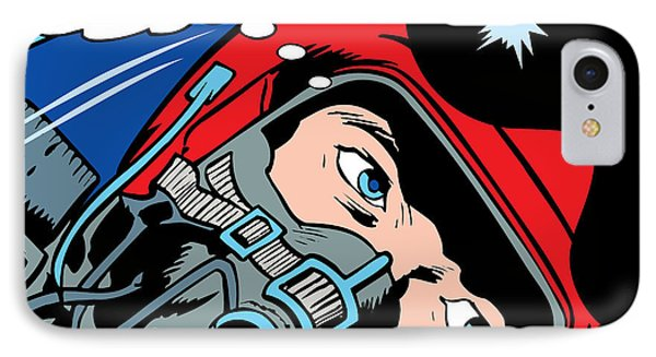 Jet Pilot IPhone Case