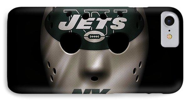 Jets War Mask IPhone Case