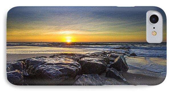Jetty Four Sunrise IPhone Case