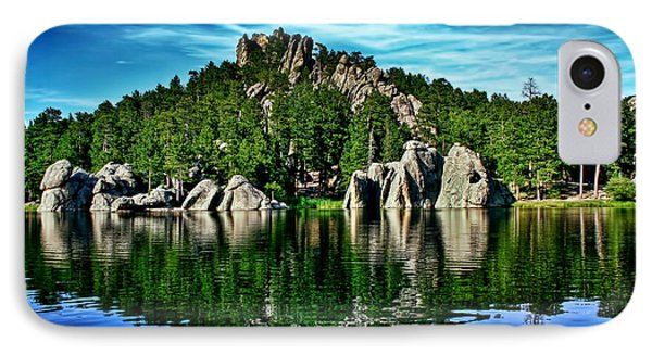 Jewel Of The Black Hills IPhone Case by Ellen Heaverlo