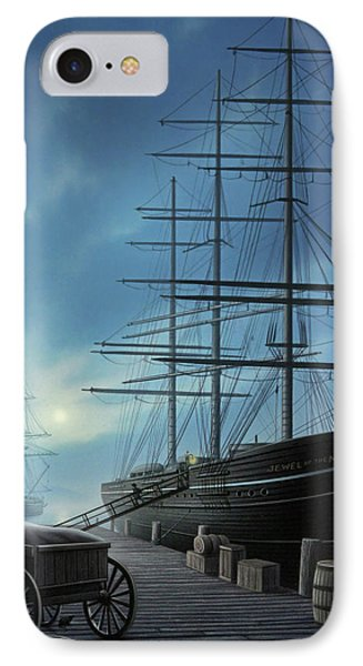 Jewel Of The North IPhone Case by Jerry LoFaro
