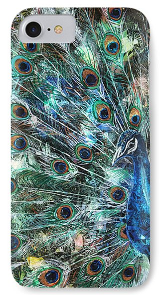 Jeweled Phone Case by Patricia Allingham Carlson