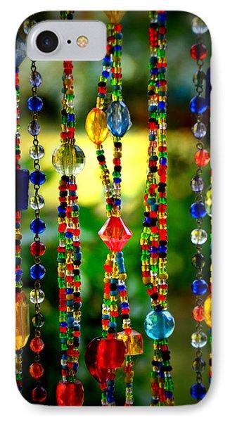 Jewels In The Sun IPhone Case by Debra Martz