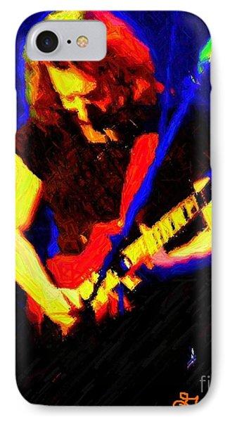 Stella Blue IPhone Case by Susan Carella