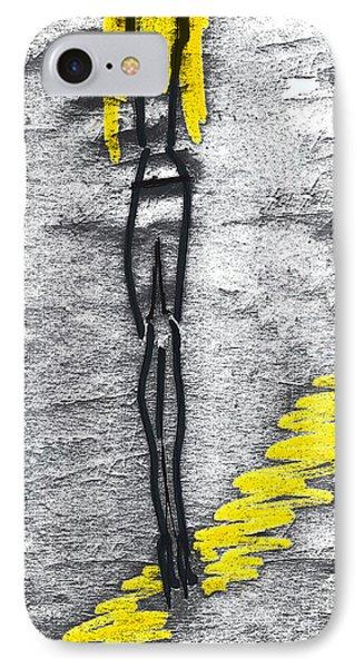 IPhone Case featuring the photograph Jill. An Angel by Viktor Savchenko