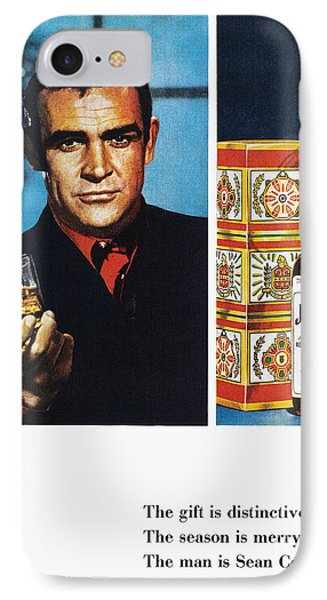 Jim Beam Ad, 1966 Phone Case by Granger