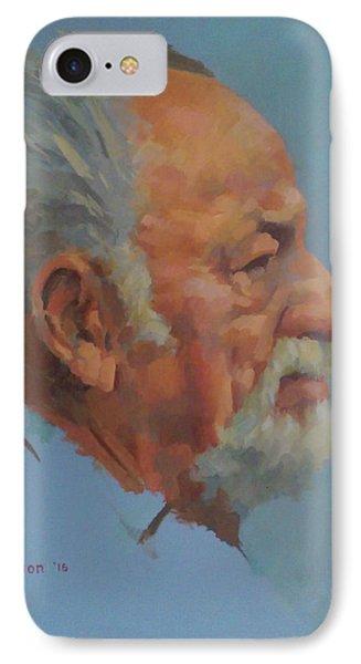 Jim Harrison Phone Case by Mike Hanlon