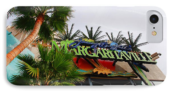 Jimmy Buffets Margaritaville In Las Vegas Phone Case by Susanne Van Hulst