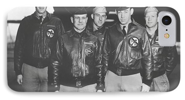 Jimmy Doolittle And His Crew IPhone Case