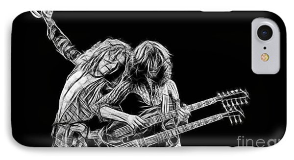 Jimmy Page And Robert Plant Collection IPhone 7 Case