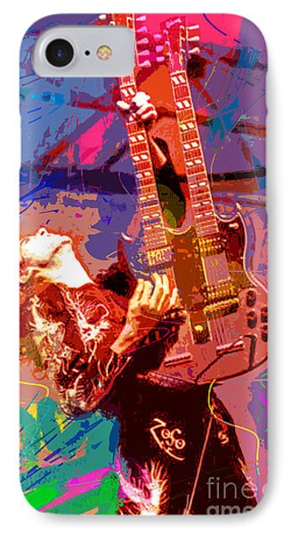 Jimmy Page Stairway To Heaven IPhone 7 Case