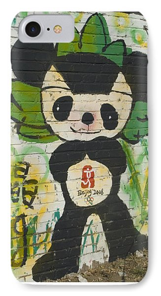 Jing Jing IPhone Case