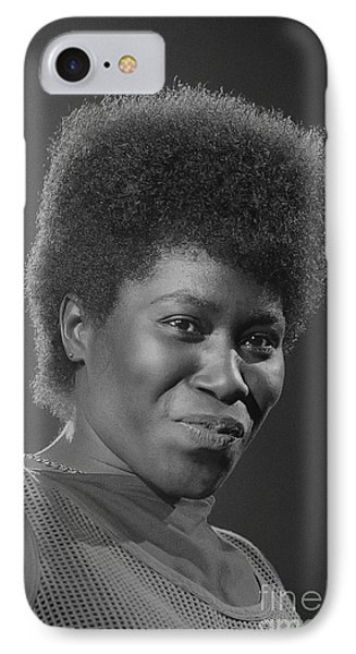Joan Armatrading 4 Phone Case by Philippe Taka