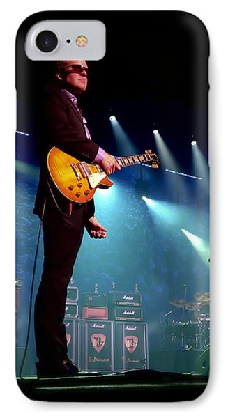 Joe Bonamassa 2 Phone Case by Peter Chilelli