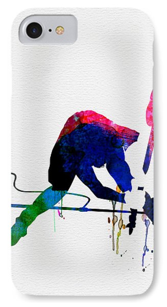 Joe Watercolor IPhone Case