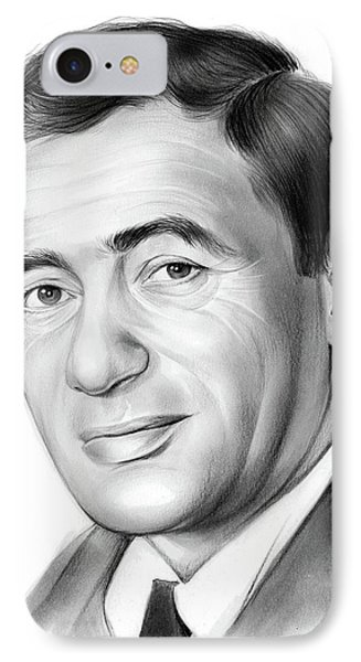 Joey Bishop IPhone 7 Case by Greg Joens