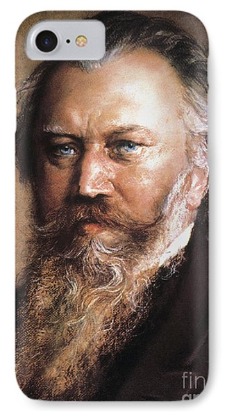 Johannes Brahms Phone Case by Granger