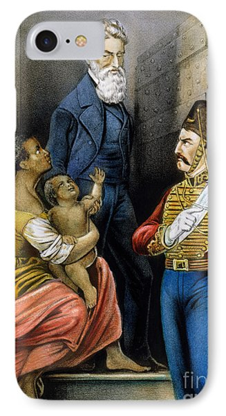 John Brown (1800-1859) Phone Case by Granger