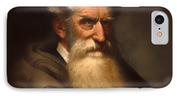John Brown IPhone Case by Mountain Dreams