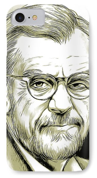 John Guilbert Avildsen IPhone Case