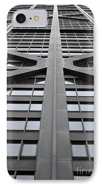 John Hancock Building IPhone Case
