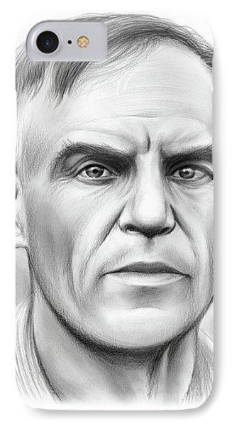 John Heisman IPhone 7 Case by Greg Joens
