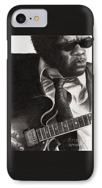 John Lee Hooker IPhone Case