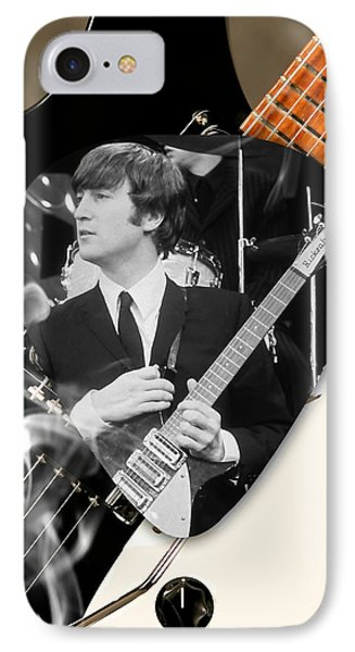 John Lennon Beatles IPhone Case