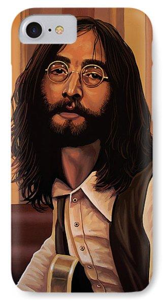 John Lennon Imagine IPhone Case