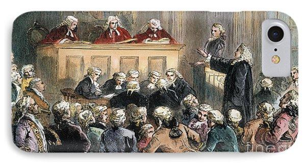 John Peter Zenger Trial Phone Case by Granger