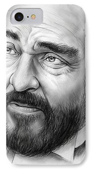 John Rys-davies IPhone Case