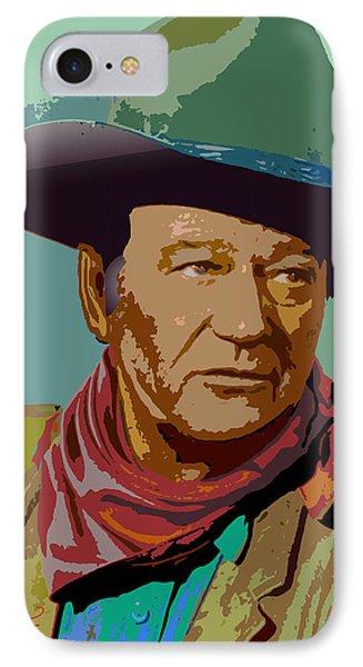 John Wayne IPhone Case by John Keaton