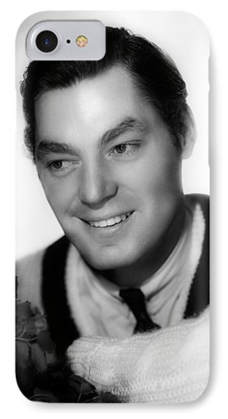 Johnny Weissmuller 1942 IPhone Case